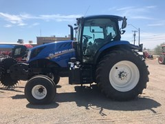 Tractor For Sale:  New Holland T6.180