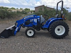 Tractor For Sale New Holland BOOMER 24