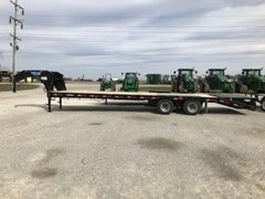 Equipment Trailer For Sale 2018 Top Hat GN 240
