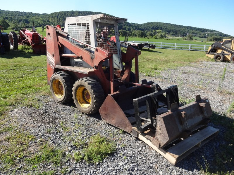Gehl SL3510 Skid Steer For Sale