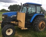 Tractor For Sale: 2002 New Holland TM120, 120 HP