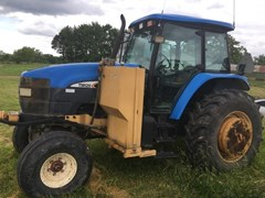 Tractor For Sale:  2002 New Holland TM120 , 120 HP