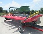 Header-Corn For Sale: 2009 Massey Ferguson 830
