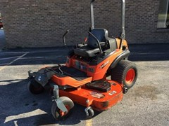 Zero Turn Mower For Sale:  2009 Kubota ZD331LP72