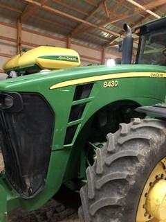 Tractor For Sale:  2009 John Deere 8430