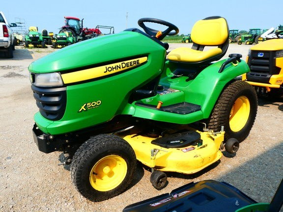 2011 John Deere X500 Riding Mower For Sale