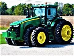 Tractor For Sale 2017 John Deere 8400R , 400 HP