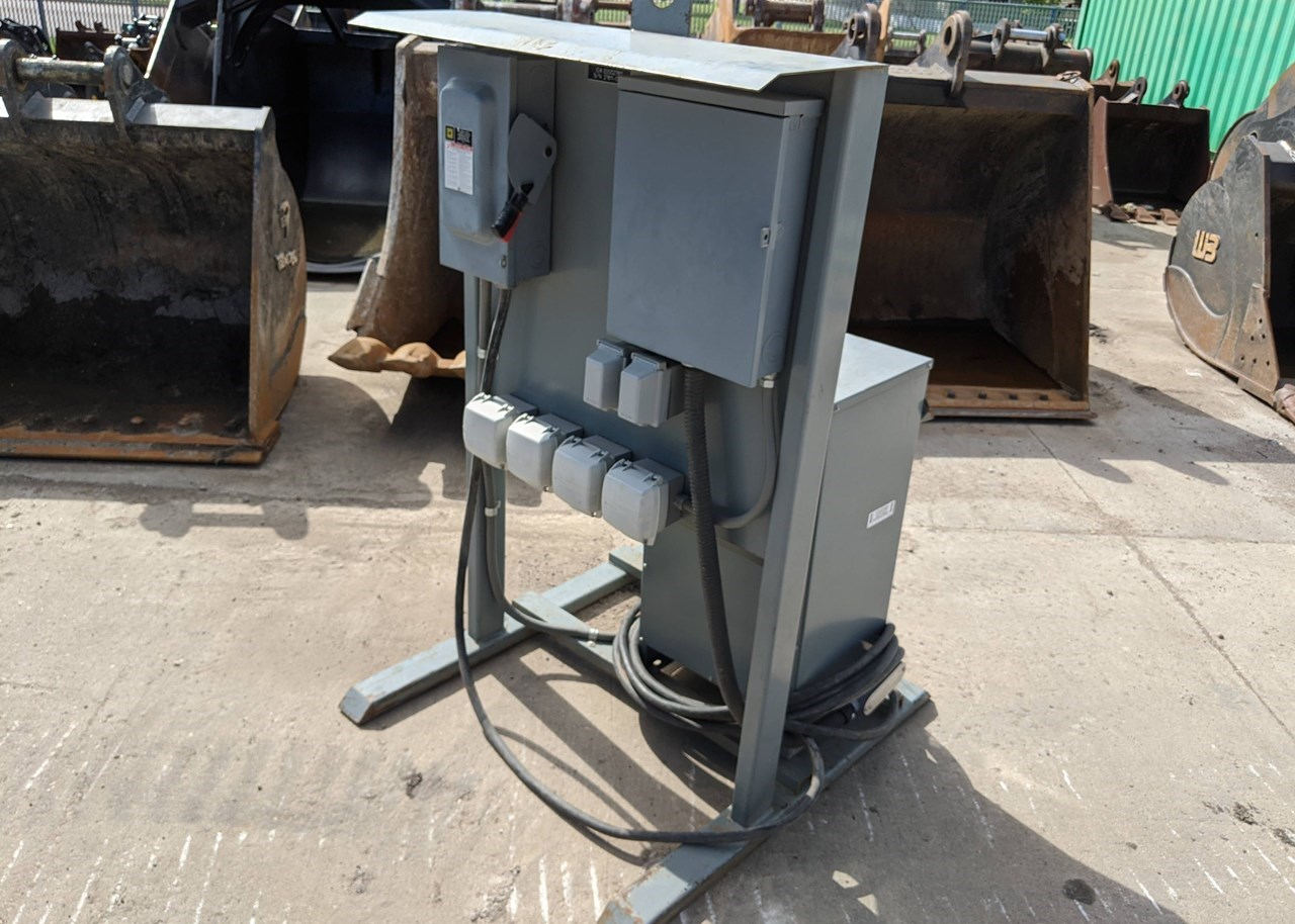 2009 AES SG Electrical Switchgear For Sale
