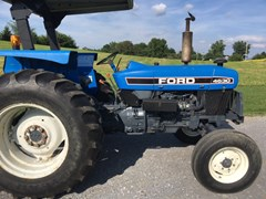 Tractor For Sale 1992 Ford 4630 , 55 HP