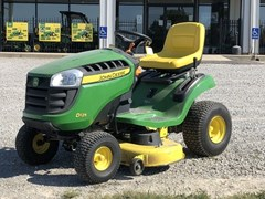 Riding Mower For Sale 2015 John Deere D125 , 20 HP
