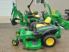 Riding Mower For Sale 2014 John Deere Z950R , 27 HP