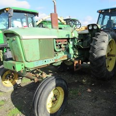 Tractor For Sale 1966 John Deere 2510 , 53 HP