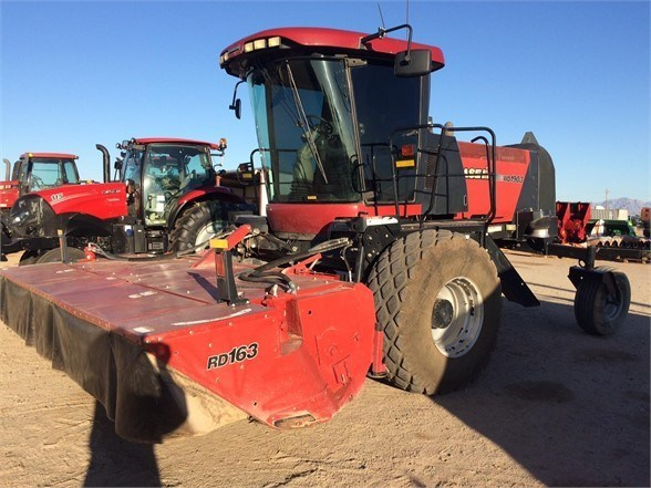 2012 Case IH WD1903 Mower Conditioner For Sale