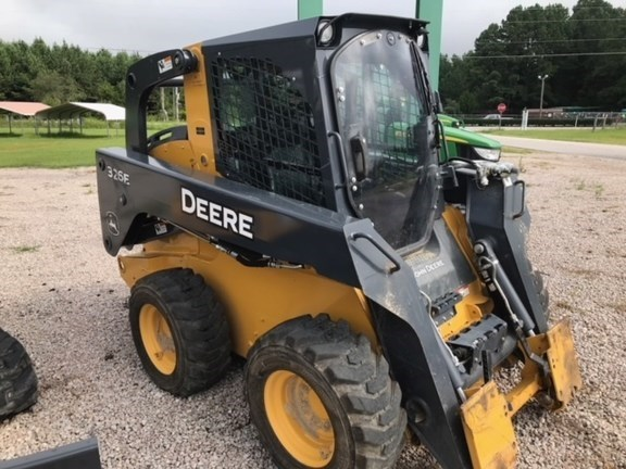 2015 John Deere 326E Skid Steer For Sale