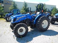 Tractor For Sale 2017 New Holland WORKMASTER 70 , 70 HP