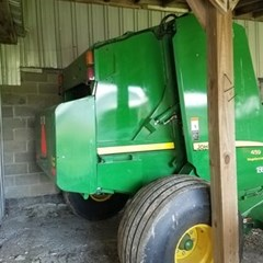2015 John Deere 459 Silage Special Baler-Round For Sale
