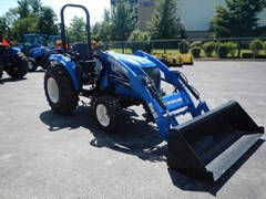 Tractor For Sale 2015 New Holland BOOMER 33 , 33 HP