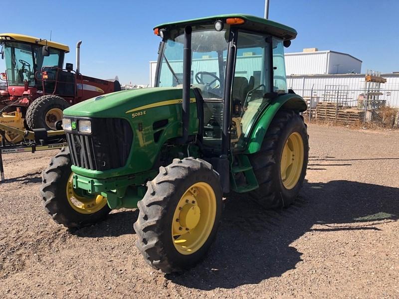 2012 John Deere 5083E Tractor For Sale