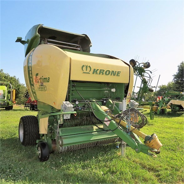 2013 Krone FORTIMA V1500MC Baler-Round For Sale
