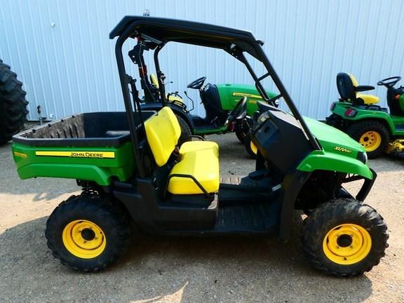 2012 John Deere XUV 550 GREEN Utility Vehicle For Sale