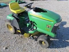 Riding Mower For Sale 2002 John Deere LT150 , 15 HP