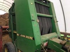 Baler-Round For Sale 1991 John Deere 435