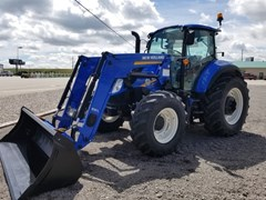 Tractor For Sale 2018 New Holland T5.120 , 99 HP