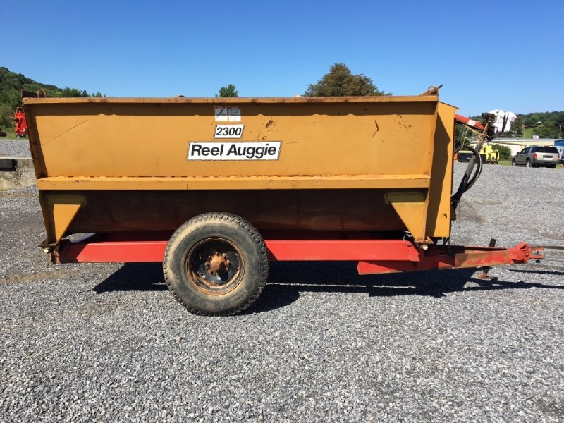 1992 Knight 2300 TMR Mixer For Sale