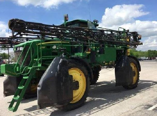 2010 John Deere 4730 Sprayer-Self Propelled For Sale