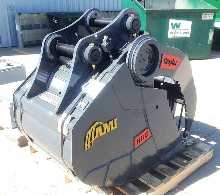 2018 Other PC170 GRAPTOR Excavator Bucket For Sale