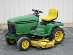 Riding Mower For Sale 2000 John Deere 345 , 20 HP