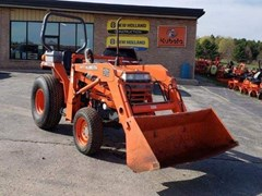 Tractor For Sale 1998 Kubota L2500DT , 27 HP
