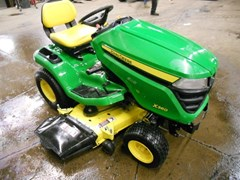 Riding Mower For Sale 2015 John Deere X360 , 18 HP