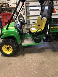Utility Vehicle For Sale 2011 John Deere XUV 620i
