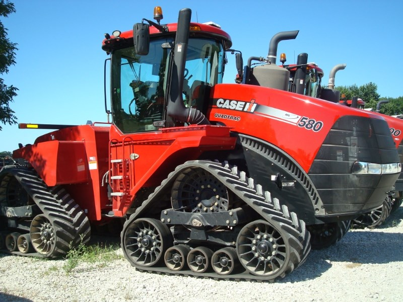 2017 Case IH STEIGER 580 Tractor For Sale
