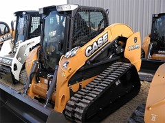 Skid Steer-Track For Sale 2018 Case TV380 , 84 HP