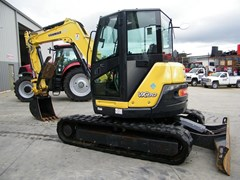 Excavator-Track For Sale 2016 Yanmar VIO80-1A