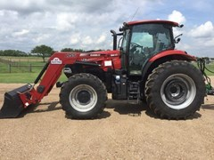 Tractor For Sale 2015 Case IH Maxxum 125 MC , 125 HP