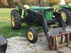 Tractor For Sale 1968 John Deere 3020 , 68 HP