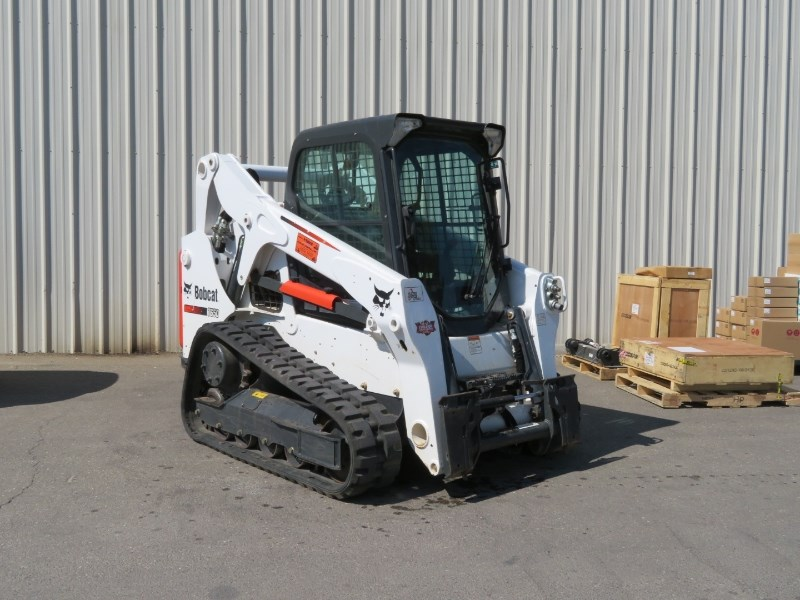 2015 Bobcat T650 Skid Steer-Track For Sale