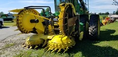 Forage Head-Rotary For Sale:  2015 John Deere 778