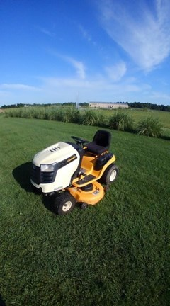 Riding Mower For Sale 2013 Cub Cadet LT1045 , 19 HP