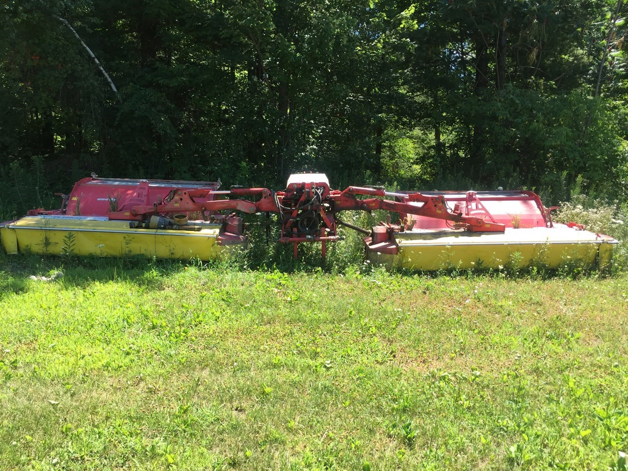 2011 Pottinger NOVACAT X8ED Mower Conditioner For Sale