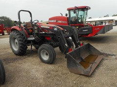 Tractor For Sale 2003 Case IH JX75 , 60 HP