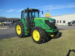 Tractor For Sale 2017 John Deere 6145M , 145 HP