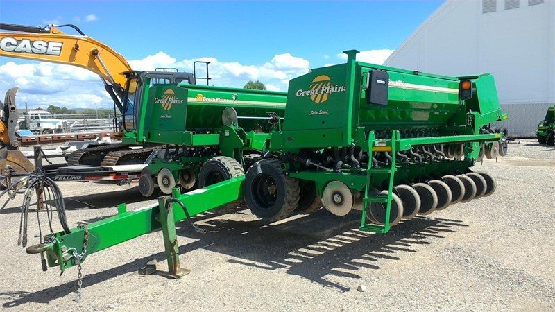 2008 Great Plains 3S3000HD Grain Drill For Sale