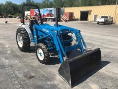 Tractor For Sale:  1998 New Holland 1720