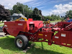 Baler-Square For Sale Case IH SBX540
