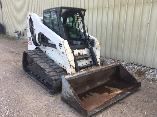 2006 Bobcat T300 Skid Steer-Track For Sale