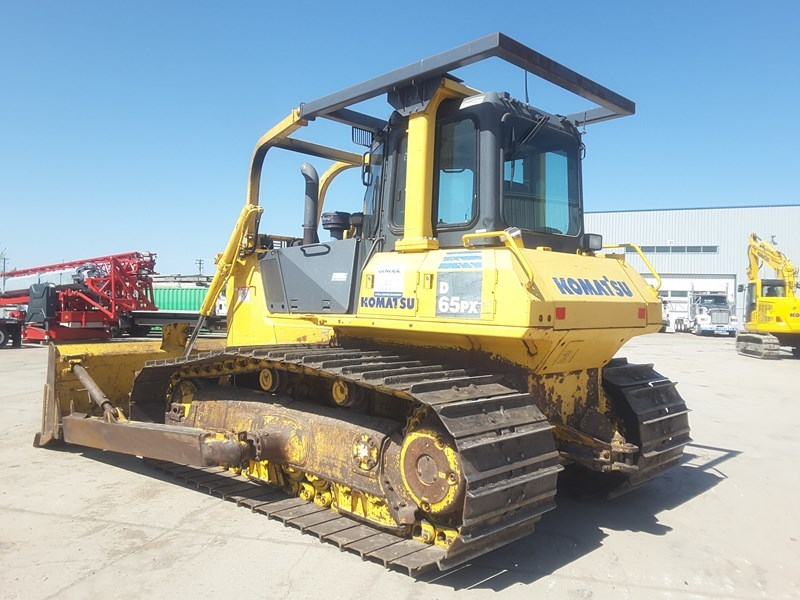 2006 Komatsu D65PX-15E0 Crawler Tractor For Sale